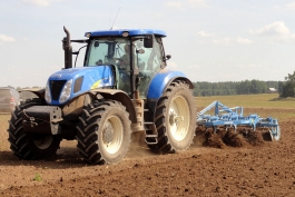 Tartu Tehnika AS tegeleb põllumajandusega